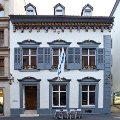 Restaurant Schlüsselzunft Basel